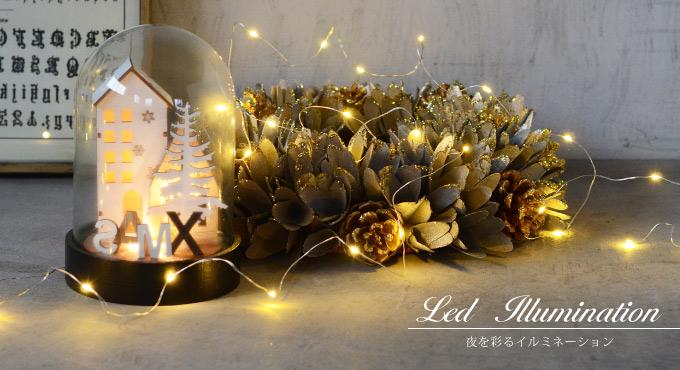 クリスマス,クリスマスリース,クリスマスツリー,クリスマスオーナメント,装飾,デコレーション,飾り,xmas,christmas,インテリア雑貨,おしゃれ,LEDライト,照明,テーブルランプ,スタンドライト,LEDガーランド,クリア,透明,ホワイト,白,USBタイプ,電池式,吊るす,通販,通信販売,ネットショップ,ネットショッピング,オンラインショップ
